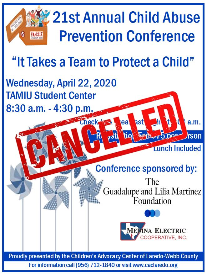 21st Annual Child Abuse Prevention Conference
